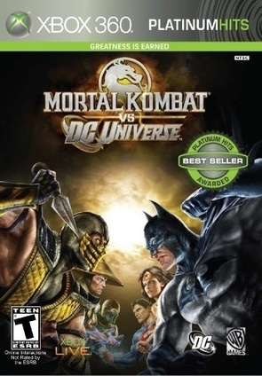 Mortal Kombat vs. DC Universe – Midway Entertainment | Games on the Net | Scoop.it