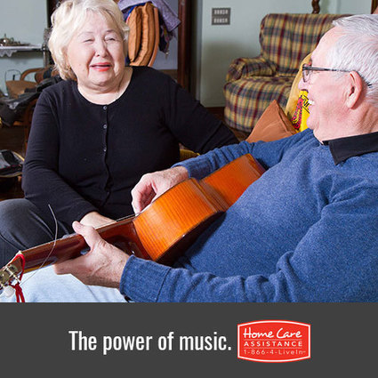 The Power of Music Therapy for seniors with Dementia | Home Care Assistance Vancouver | Scoop.it