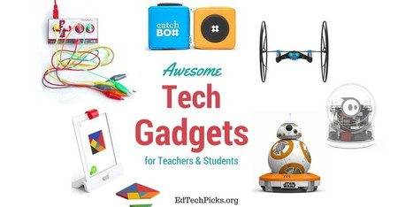 5 Awesome Tech Gadgets for Teachers and Students | iPads in Education | Scoop.it