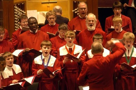STAINER – THE CRUCIFIXION Monday 30 March at Leeds Town Hall. | Leeds Minster | Scoop.it