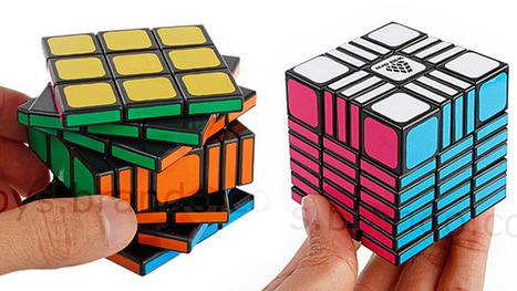 Vous êtes un expert du Rubik's Cube , Offrez-vous des heures de frustration avec l' IQ Cube ! | Jouets enfant | Scoop.it
