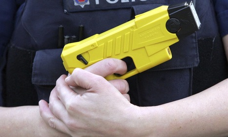 IPCC to oversee police inquiry into Taser use on boys at Plymouth school | Police Governance | Scoop.it