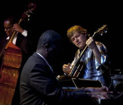 Fleck and Roberts stretch the limits of jazz | WNMC Music | Scoop.it