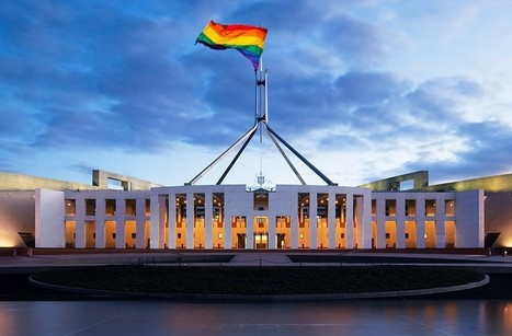 Same-sex marriage in the ACT will be legal – for five days at least | Family Law | Scoop.it