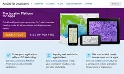 New Developer Subscriptions for ArcGIS Online | ArcGIS Resources | ArcGIS Geography | Scoop.it
