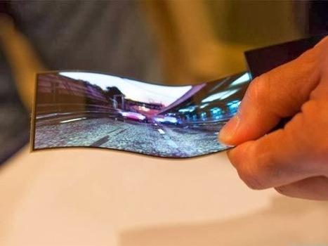 Samsung produces folding screens in 2015. ~ usath3pro informatics blog | Smartphone | Scoop.it