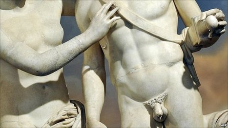 APPEASING TERROR: Rome Covers Nude Statues, bans wine Out of 'Respect' for Iranian Dictator During Visit — Freedom Daily | La Gazzetta Di Lella - News From Italy - Italiaans Nieuws | Scoop.it