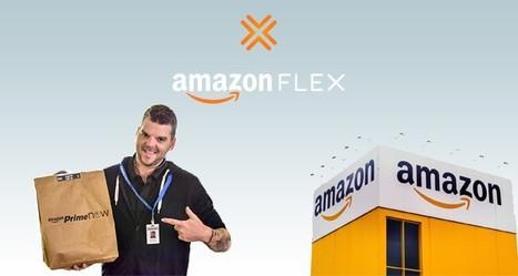 LOGISTIQUE > La livraison rapide d'Amazon Flex fait un tabac aux États-Unis   E-Com Commerce   Scoop.it