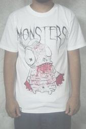 Monsters Clothing / marca chilena / Tienda Virtual | aboutdiseno | Scoop.it