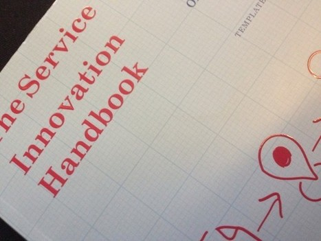 Service Innovation Handbook (Kimbell, 2015) | Designing design thinking driven operations | Scoop.it