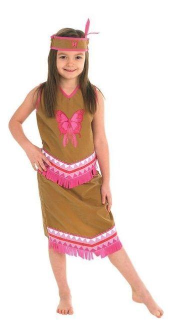 Костюмчик индейской девченки   Карнавальный костюм для детей и взрослых!   Scoop.it