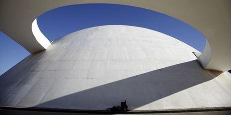 #003 ❘ Brasilia ❘ Oscar Niemeyer ❘ 1960 | # HISTOIRE DES ARTS - UN JOUR, UNE OEUVRE - 2013 | Scoop.it
