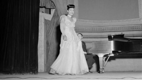 Arte rend hommage à Billie Holiday - le Figaro | Bruce Springsteen | Scoop.it