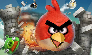 Why does Angry Birds have a vice president of book publishing? | Be Bright - rights exchange news | Scoop.it
