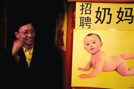 Human Breast Milk Is Becoming Really Popular with Adults in China | Strange days indeed... | Scoop.it