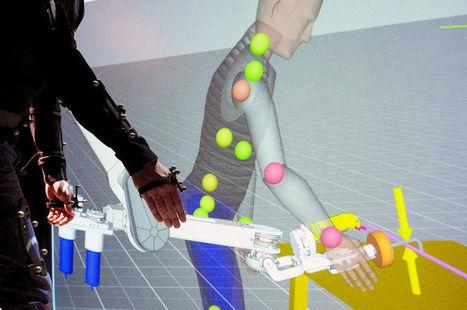 Trophées des industries numériques : HRV lutte contre la pénibilité au travail | Sport et innovation | Scoop.it