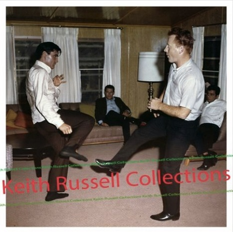 ELVIS PRESLEY & RED WEST Practicing Kung Fu 1963 | Keith Russell Collections | Scoop.it