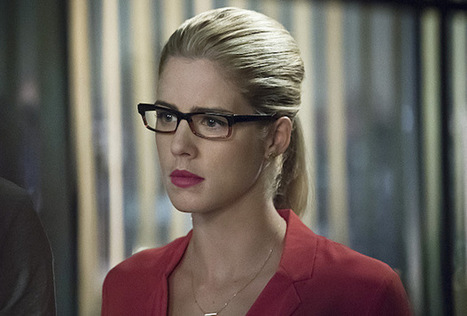 Arrow EP Shoots Down Theory About Felicity's Fate: 'It's Off the Table' | ARROWTV | Scoop.it
