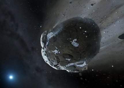 Fresh evidence for how water reached Earth found in asteroid debris   LGN   Scoop.it