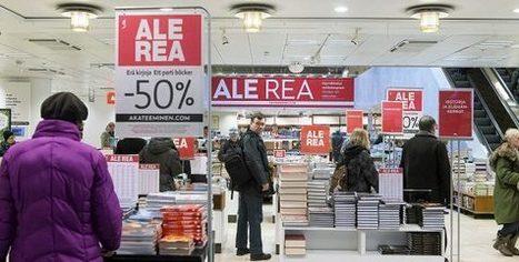 """Kirja-alennusmyynnissä tarjolla Finlandia-voittajaa ja Jari Tervoa 60 sentillä – """"Miksi myydä kirjaa täysin absurdiin polkuhintaan?""""   Kirjoista ja kirjakaupoista   Scoop.it"""