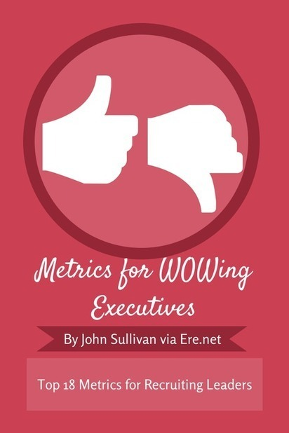 High-impact Strategic Recruiting Metrics for WOWing Executives | Talent analytics | Scoop.it