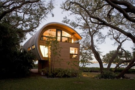 Casey Key Guest House in Florida by TOTeMS Architecture | Contemporary Homes | Magyarorszá | Scoop.it
