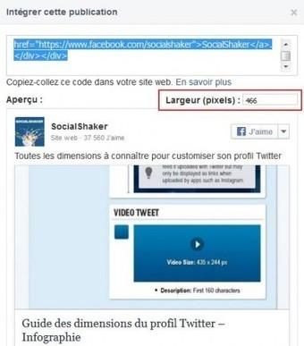 2014 : les dernières fonctionnalités apportées par Facebook pour le Community Manager | WIS ( Web Information Specialist) | Scoop.it