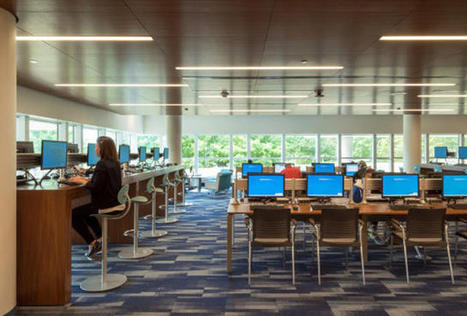 4 Ways Academic Libraries Are Adapting For The Future | Library web services | Scoop.it