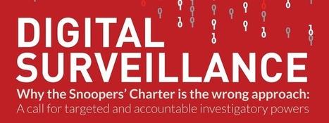 Digital Surveillance | Open Rights Group | Data & Informatics | Scoop.it