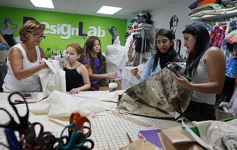 DesignLab Miami spinning out young fashion designers - MiamiHerald.com | CLOVER ENTERPRISES ''THE ENTERTAINMENT OF CHOICE'' | Scoop.it