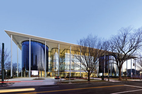 Yale School of Management's Edward P. Evans Hall | SCUP Links | Scoop.it