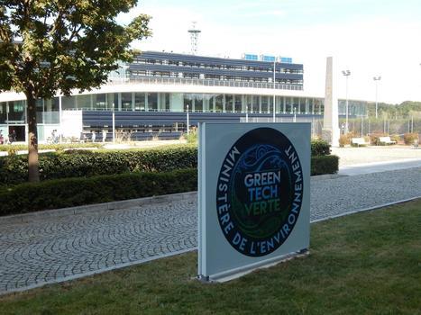 Greentech verte : l'incubateur ouvre ses portes - Ministère de l'Environnement, de l'Energie et de la Mer | Cleantech & smart city | Scoop.it
