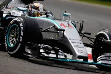 Race Report: Hamilton claims 3rd Italian GP win | F 1 | Scoop.it