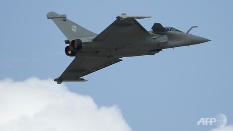 France loses out on Brazil jets deal - Channel News Asia | Fighter Jet News | Scoop.it