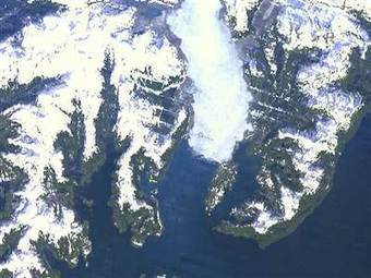 Time-lapse map chronicles decades of global change as seen from space | Information, Complexity, Computation | Scoop.it