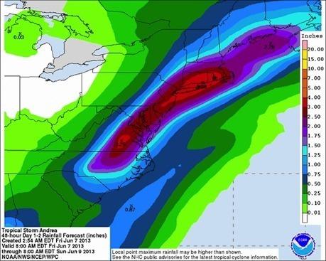 Masters: The Atlantic Hurricane Season Is Getting Longer   Sustain Our Earth   Scoop.it