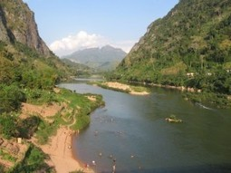 Nong Khiaw – Trek to pristine 100 Waterfalls   Vietnam Laos Travel ...   Hidden places in Asia   Scoop.it