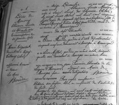 Châteauneuf et Jumilhac: Mentalement malade ? | GenealoNet | Scoop.it