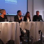 Part 1(3) of session in room 202 on media in the new world at #eurodig - via @patrikhson | #EuroDIG | Scoop.it