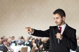 Six Public Speaking Tips That Help Your Marketing, Too | Bite Size Business Insights | Scoop.it