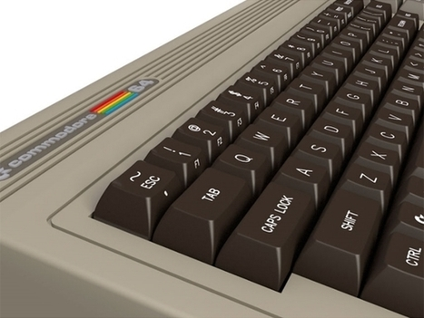A 30 años de la Commodore 64 – Infobae.com | Observatorio TIC y Educación | Scoop.it