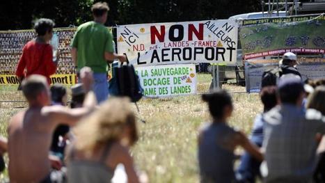 France: rassemblement d'été contre l'aéroport de Notre-Dame-des-Landes - France - RFI | ACIPA | Scoop.it