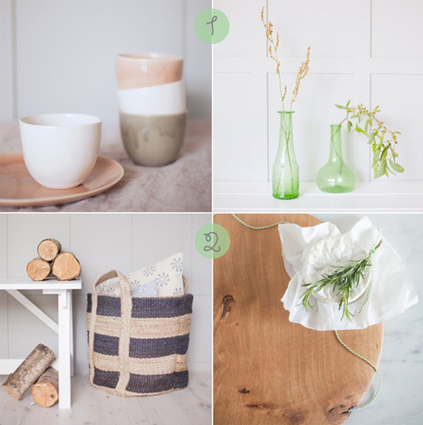 Happy Interior Blog: 5 Happy Inspirations: Double The Fun!   Learning from nature   Scoop.it