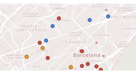 La Barcelona d'Ada Colau: els 30 projectes d'urbanisme de la nova alcaldessa | #territori | Scoop.it