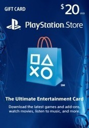 $20 PlayStation Store Gift Card - PS3/ PS4/ PS Vita [Digital Code] | Kodivices | Scoop.it