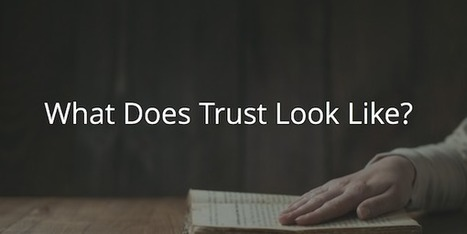Proverbs 3: What Does Trust Look Like? | Before The Cross | Devotionals | Scoop.it