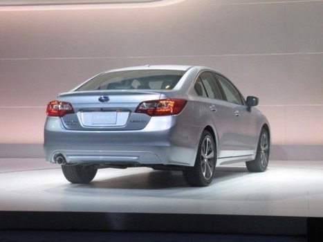 2017 Subaru Legacy Engine, Specs and Price   Car Innovation   Scoop.it