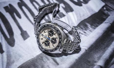 Jo Siffert, the Heuer Autavia and the story of the world's first chronograph - AutoWeek | WatchBeast | Scoop.it