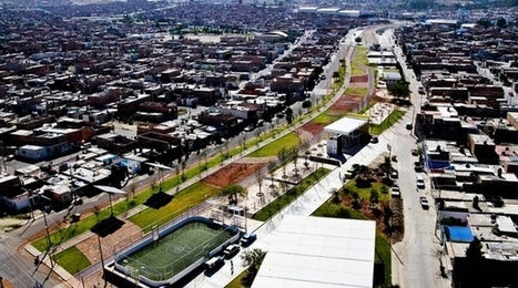 In Mexico, a City's Scar Becomes its Most Prized Park   IB Part 2: Urban Environments   Scoop.it
