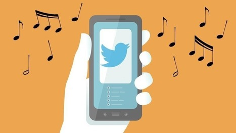 Why Twitter Is Getting Into the Music Discovery Business... | ...Music Business News... | Scoop.it